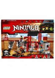 Конструктор из серии Нинзяго - Побег из тюрьмы Криптариум Lego, 70591