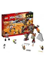 Конструктор из серии Нинзяго - Робот-спасатель Lego, 70592