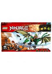 Конструктор из серии Нинзяго - Зелёный Дракон Lego, 70593