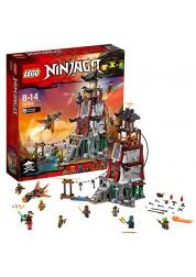 Конструктор из серии Нинзяго - Осада маяка Lego, 70594