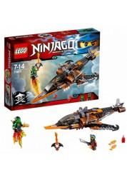 Конструктор из серии Нинзяго - Небесная акула Lego, 70601