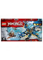 Конструктор из серии Нинзяго - Дракон Джея Lego, 70602