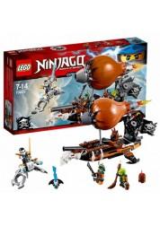 Конструктор из серии Нинзяго - Дирижабль-штурмовик Lego, 70603