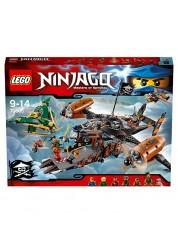 Конструктор из серии Нинзяго - Цитадель несчастий Lego, 70605