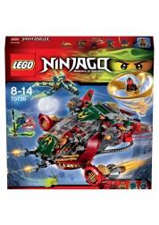 Конструктор из серии Нинзяго - Корабль R.E.X Ронана Lego, 70735