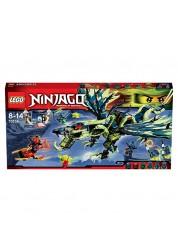Конструктор из серии Нинзяго - Атака Дракона Морро Lego, 70736