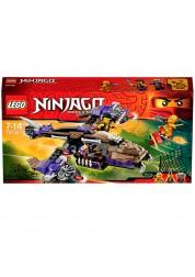 Вертолётная атака Анакондрай Lego Ninjago 70746