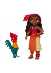 Disney Princess Моана Набор с Моаной и петухом Хейхей Hasbro B8298