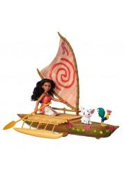 Disney Princess Моана Игровой набор Моана в лодке Hasbro B8308