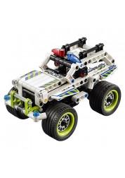 Конструктор LEGO Technic - Полицейский патруль, Lego, 42047