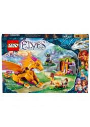 Конструктор из серии Эльфы - Лавовая пещера дракона огня Lego, 41175