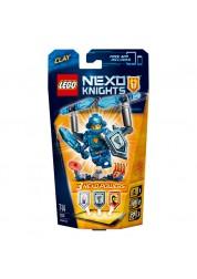 Клэй – Абсолютная сила Lego Nexo Knights 70330