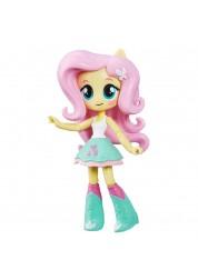 My Little Pony Equestria Girls мини-кукла Fluttershy Hasbro B4903