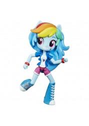 My Little Pony Equestria Girls мини-кукла Rainbow Dash Hasbro B4903