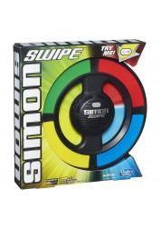 Детская настольная электронная игра Simon Swipe Game Саймон Свайп Hasbro, A8766
