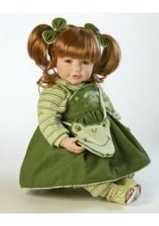 """Кукла Назови меня своим именем """"Веселый лягушенок"""", 48 см, Adora 20294"""