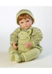 """Кукла Назови меня своим именем """"Веселый лягушенок"""" мальчик, 48 см, Adora 20293"""