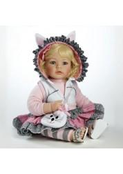 """Кукла Назови меня своим именем """"Мяукающий котенок"""", 48 см, Adora 20924"""