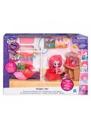 Игровой набор мини-кукол Пижамная вечеринка из серии My Little Pony Equestria Girls Hasbro, B8824