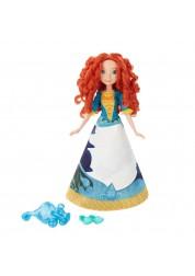 Принцесса Мерида в юбке с проявляющимся принтом Princess Disney от Hasbro B5295