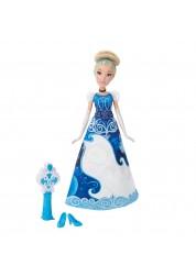 Принцесса Золушка в юбке с проявляющимся принтом Princess Disney от Hasbro B5295