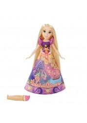 Принцесса Рапунцель в юбке с проявляющимся принтом Princess Disney от Hasbro B5295
