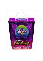 Фёрблинг «Зелено-голубой» Кристальные Фёрби Ферблинги Hasbro A9621/A6100