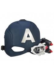 Электронный шлем Капитана Америки из серии «Первый Мститель» Hasbro, B5787