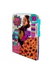Творческий набор Sew Cool для создания собственных дизайнов - Рюкзак Spin Master 56005