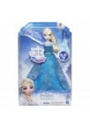 Disney Frozen Холодное сердце Кукла поющая Эльза  (свет, звук)