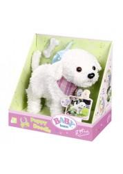 Бэби Борн Собака Пудель Baby born Zapf Creation 823-668