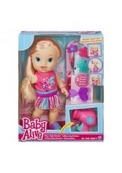 Кукла с длинными волосами (Baby Alive)