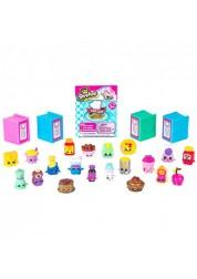 Игровой набор мини-фигурок Шопкинс Кулинарный клуб 20 шт Shopkins 56376
