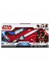Электронный Световой меч Выбери Свой Путь Звездные войны Эпизод 8 со светом и звуком Star Wars Hasbro C1412