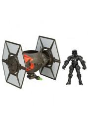 """Игровой набор """"Звездные Войны"""" - СИД-истребитель с фигуркой пилота Hasbro B3701H"""