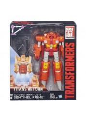 Трансформер Автобот Инфинитус Сентинел Прайм Transformers Дженерэйшенс: Войны Титанов Вояджер Hasbro B7769
