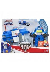 Робот-трансформер синий Playskool Heroes - Машинки-спасатели Hasbro B4951EU4