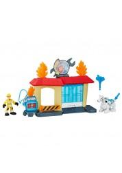 Игровой набор с заправкой - Playskool Heroes - Трансформеры-спасатели, Hasbro B4963EU4