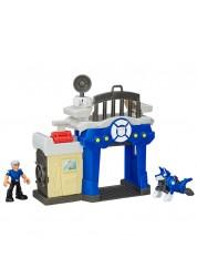 Игровой набор с тюрьмой - Playskool Heroes - Трансформеры-спасатели, Hasbro B4963EU4