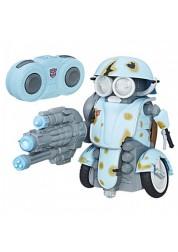 """Интерактивный робот на д/у """"Автобот"""" - Сквикс (свет, звук) TRANSFORMERS HASBRO C0935"""