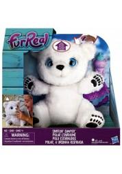 Интерактивный полярный медвежонок FurReal Snifflin' Sawyer Hasbro B9073