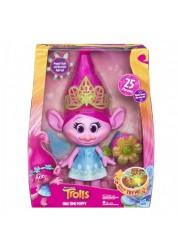 Интерактивная игрушка Тролли Поющая Поппи Розочка Trolls Hasbro B6568