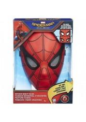 Интерактивная маска Человека-Паука с мимикой Spider-Man Homecoming Hasbro B9695