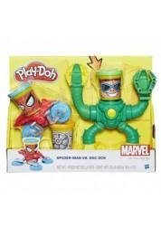 Игровой набор пластилина Человек Паук Play-Doh Hasbro B9364