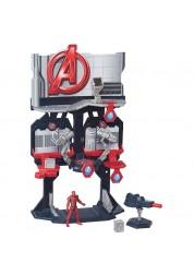 Игровой набор «Башня Мстителей» Железный Человек и оружейный склад Hasbro B5770