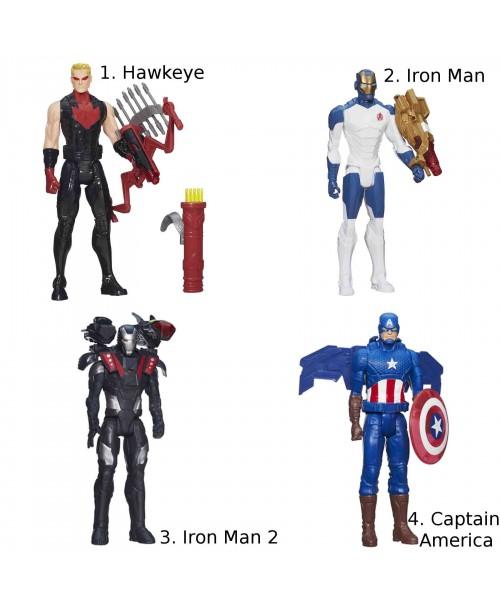 Avengers Фигурки Титаны 30 см Hasbro B0435