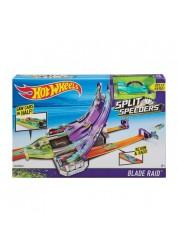 Трасса для разделяющихся гонщиков Split Speeders Hot Wheels Mattel DHY27