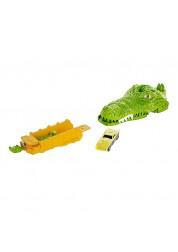 "Игровой набор ""Хот Вилс: Город чудовищ"" - Крокодил Mattel DWK94"