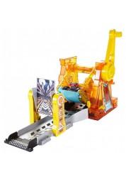 Игровой набор Вспыш и чудо-машинки - Гиперпетля, свет Blaze Mattel DTK34