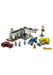 LEGO CITY Станция технического обслуживания Лего 60132-L